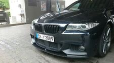 Spoilerlippe für BMW 5er F10 F11 Limousine Touring Lippe M - Performance Schwert