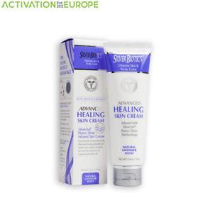 Silver Biotics® Skin Cream Natural Lavender scent - 3.4oz / 96g - 20ppm.