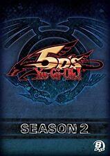 NEW Yu-Gi-Oh! 5Ds Season 2 (DVD)