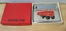 Vtg Advertising Lighter by Barlow - Kankaamee Truck Equip. Inc. ~ New