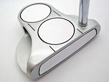 2- BALL PUTTER, KARMA MID SIZE GRIP, SINGLE SOFT INSERT, APOLLO  SHAFT