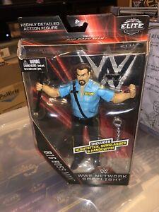 WWE Mattel Elite Big Boss Man Network Spotlight ToysRUs Action Figure Wrestling