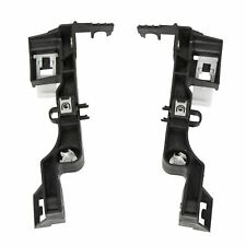 Headlight Lamp Mounting Bracket Driver Passenger LH RH Pair For 09-17 Dodge Ram