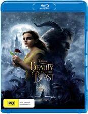 Beauty and the Beast (2017)  - BLU-RAY - NEW Region B