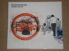 RADIOHEAD - KARMA POLICE - CD MAXI-SINGLE ITALY COME NUOVO (MINT)