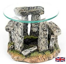 Stonehenge Oil Burner - 8.5cm tall 11cm wide at the base - Gift Idea