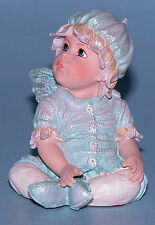 "Boyds Bears resin Fairietots"" #36267 ""Lovey"" baby fairy NIB year round, 2003"