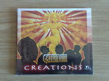 STEAL VYBE - CREATIONS - CD DIGIPAK NUOVO SIGILLATO (SEALED)