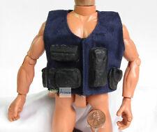 US 1:6 Action-Figur Modell SWAT Tactical BULLETPROOF BODY ARMOR Vest Jacket DA82