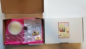 LIP BALM Gloss MAKING STARTER KIT DIY: Novice/Advanced Melt and Pour Natural
