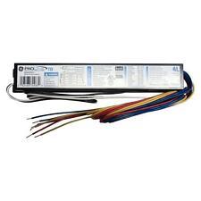 (1) NEW GE 74466 GE432MV-L 120/277 Multi-Volt 4-LAMP ProLine Electronic Ballast
