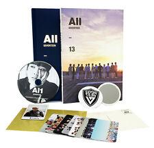 SEVENTEEN 4th Mini Album - AL1 [ All 13 ] CD + Photobook + Photocard + Free Gift
