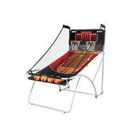 Espn Sports Air Hockey Game Table Indoor Arcade Gaming Set With Electronic Scor Ebay
