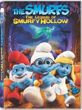 The Smurfs: The Legend of Sleepy Hollow (DVD,2013)