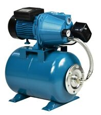 """IBO 1"""" electric centrifugal water BOOSTER PUMP JET100A +24Ltr PRESSURE VESSEL#CW"""