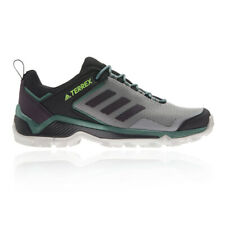 adidas Mens Terrex Eastrail Walking Shoes Black Grey Sports Outdoors Waterproof