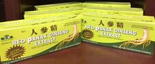 Red Panax Ginseng Extract 12 Years Old Root 6000 Mg Premium 6 Boxes(180 Bottles)