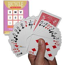103001 Das Invisible Deck, Hammer Kartentrick für Zauberer, Zaubertrick Karten