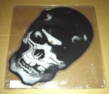 BALZAC Bal Zac RARE TRX ONLY 500 MADE SHAPED SKULL PICTURE DISC Vinyl LP Misfits