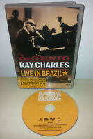 RAY CHARLES - O-GENIO - LIVE IN BRAZIL, 1963 - DVD