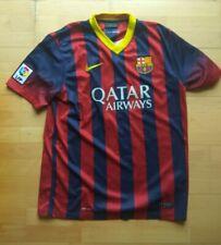 NEUW FC Barcelona 2013 2014 Home Trikot Jersey Shirt Camiseta Nike Sz. L Barca