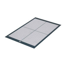 A4 Vinyl Cutter Plotter Cutting Mat Non Slip with Craft Sticky Printed Grid
