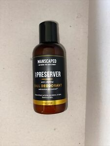 MANSCAPED The Crop Preserver, Anti-Chafing Men's Ball Deodorant, FREE SHIP