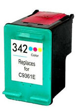 Tinta REMANUFACTURADO HP 342 HP342 XL TRICOLOR C9361EE para DeskJet 5420v 5440V