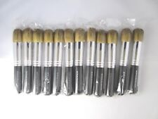 BARE ESCENTUALS bare Minerals * LOT OF 12 * HANDY BUKI BRUSH 37184 * $240 NEW