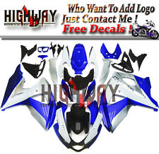 s Fairings For Suzuki GSXR1000 2009 2010 2011 2014 ABS Fairing Kit Bodywork Blue