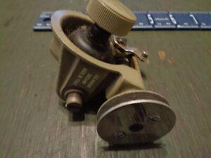 Vintage Necchi sewing Machine  BU Mira Wonder Wheel Attachment