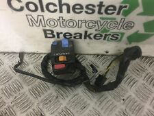 YAMAHA FZR400 FZR 400 3TJ LEFT SWITCH GEAR  YEAR 1989  STOCK 398