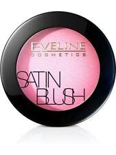 Eveline Cosmetics Satin Blush With Soft Texture - Giving It Radiance & Freshness 02 Dezert Rose
