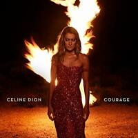 CELINE DION CD - COURAGE (2019) - NEW UNOPENED - SONY