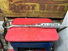 Honda CL350 Scrambler Exhaust Pipe  Muffler  Heat Shield CL 350 Left