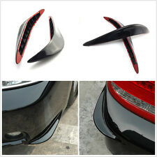 2 x Car SUV Exterior Protector Decoration Crash Bar Body Bumper Anti-rub Strips