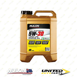 NULON Full Synthetic 5W-30 Long Life Engine Oil 10L for LEXUS IS250