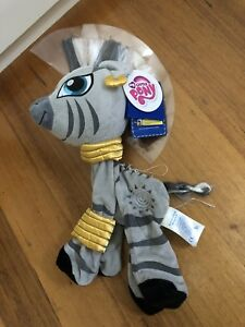 NWT My Little Pony Build A Bear ZECORA BAB BABW Never Stuffed RARE