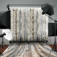 Photo Wood Studio Photography Backdrop Continuous Lighting Kit Dreamy Props