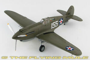 Hobby Master 1:48 P-40B Warhawk USAAC 15th PG, 47th PS Kenneth Taylor White 155