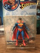 DC Direct Lot RE ACTIVATED JLA SUPERMAN  Series 1 Reactivated broken hands