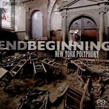 EndBeginning - New York Polyphony Hybrid SACD