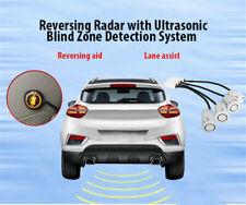 Upgrade Car Blind Spot Monitoring BSM Radar Detection System Ultrasonic Sensor