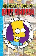Big Bratty Book of Bart Simpson (Simpsons Comic Compilations)-ExLibrary