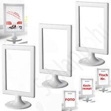 3 Stück Set IKEA TOLSBY 10x15 cm. Weiß/ Bilderrahmen/ Doppelrahmen NEU