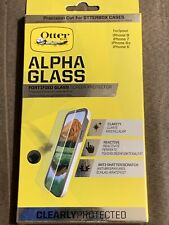 Genuine OtterBox Alpha Glass Series Screen Protector For Apple iPhone 6,6s,7,8