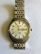 Vintage 1972 SEIKO Automatic watch [LM Lord Matic] 23 Jewels 5606 - 7150
