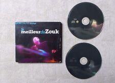 CD AUDIO MUSIQUE / LE MEILLEUR DU ZOUK  COLLECTION PRESTIGE 2 X CD COMPILATION