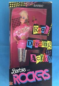 Barbie MATTEL-  Barbie And The Rockers 1986  vintage In Scatola Originale Chiusa