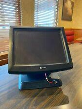 Posiflex Pos Terminal touchscreen windows 10 Series Ks-6600 Model #Ks-6615Z